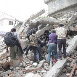 Nepal país devastado por terremoto