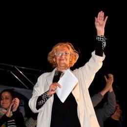 Manuela Carmena está a las puertas de Madrid